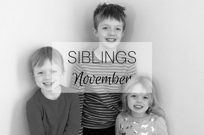 Siblings November 2015