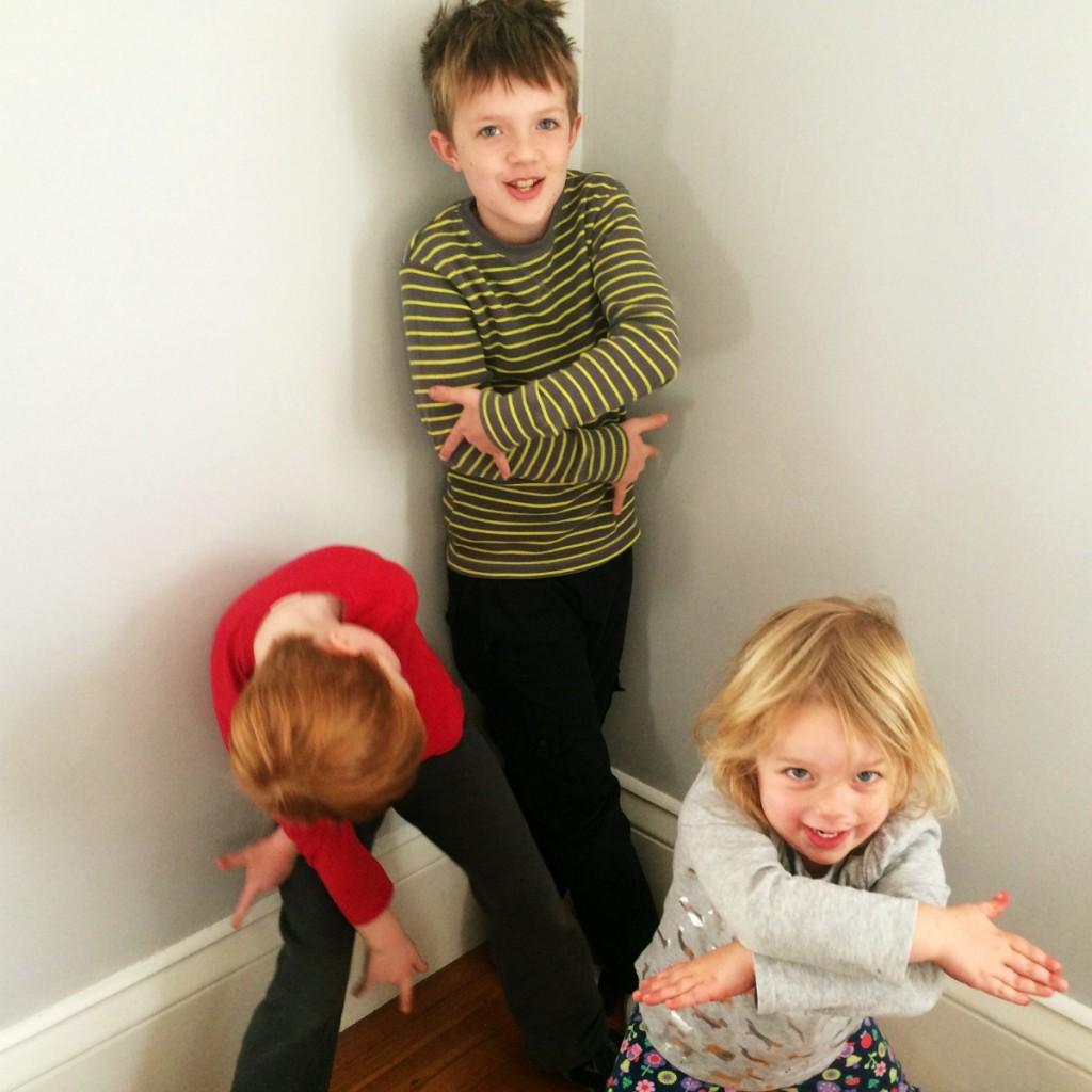 Siblings November 3