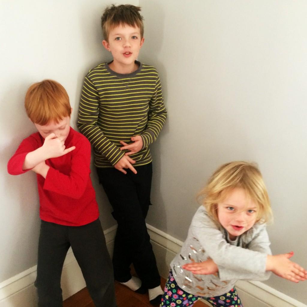 Siblings November 4