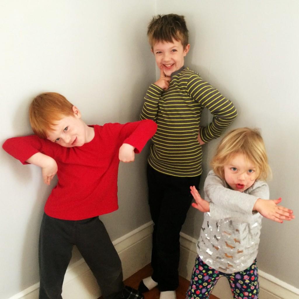 Siblings November 5