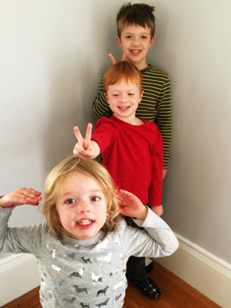 Siblings November 7