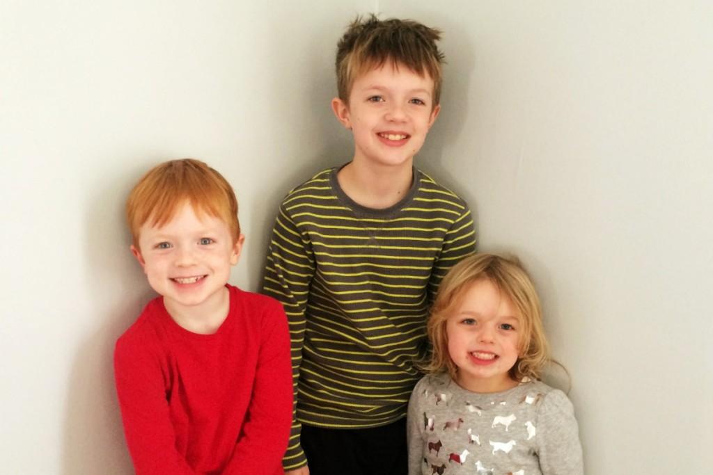 Siblings November 8