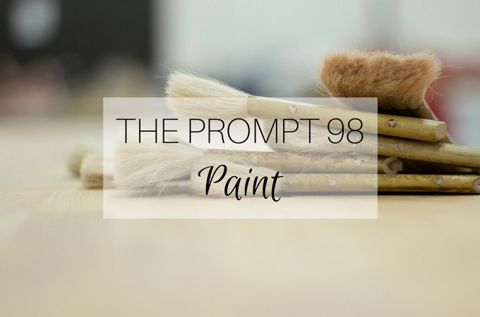 The Prompt: Paint