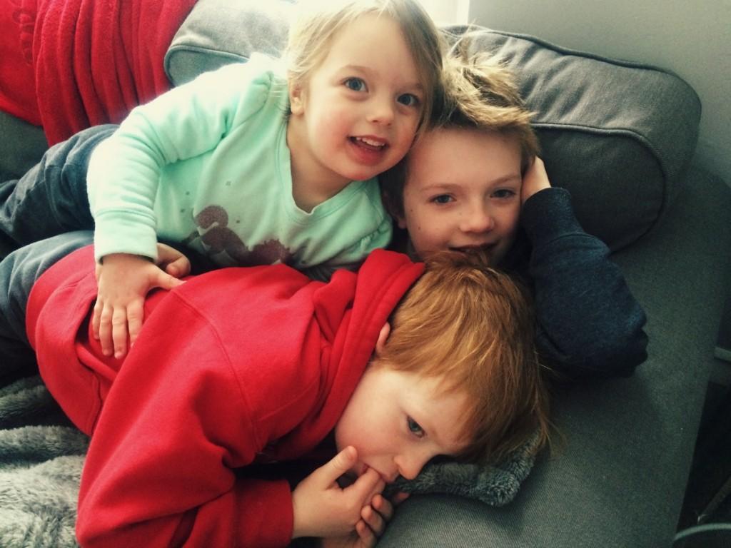 Siblings February 2