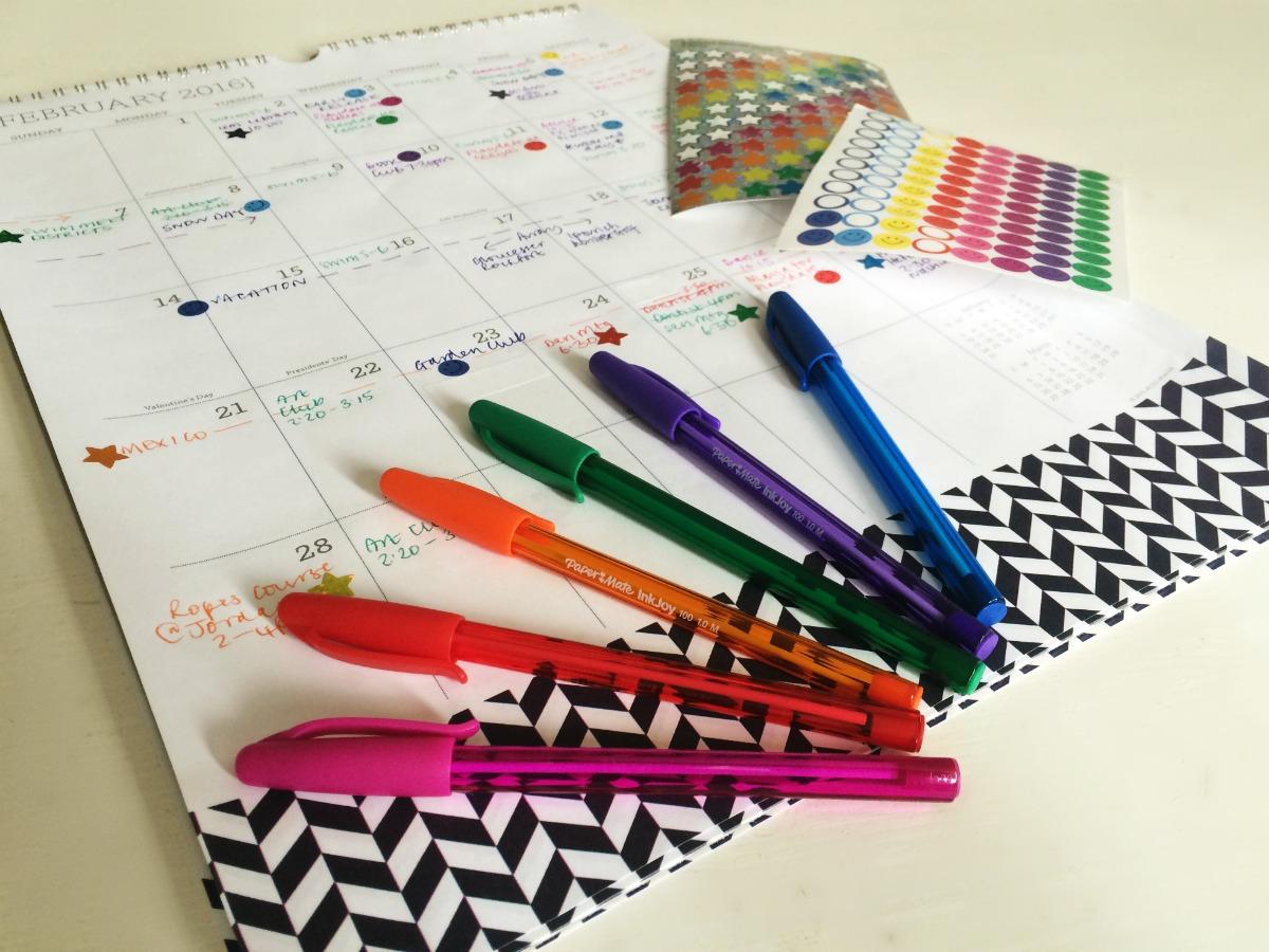 Family Organisation: Calendar