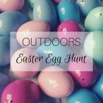 OUTDOORS Easter Egg Hunt