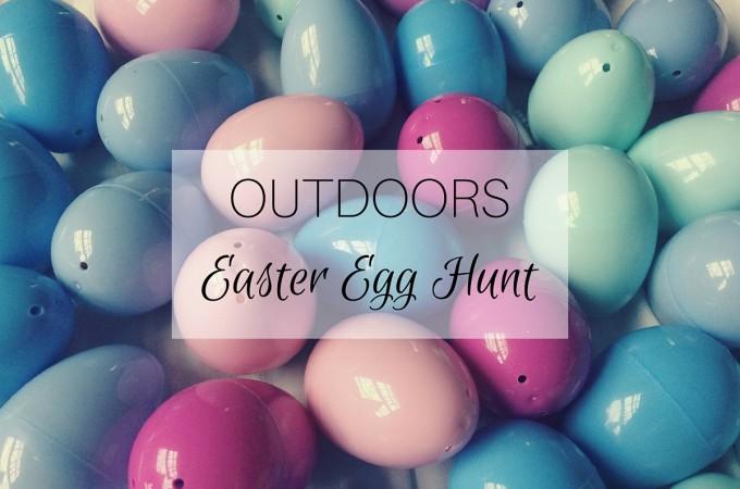 OUTDOORS Easter Egg Hunt