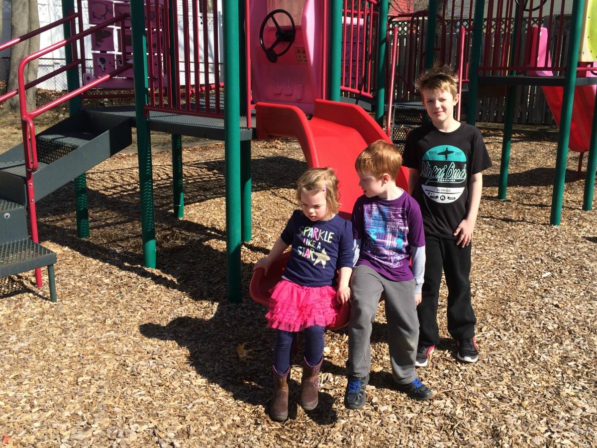 Siblings March 1