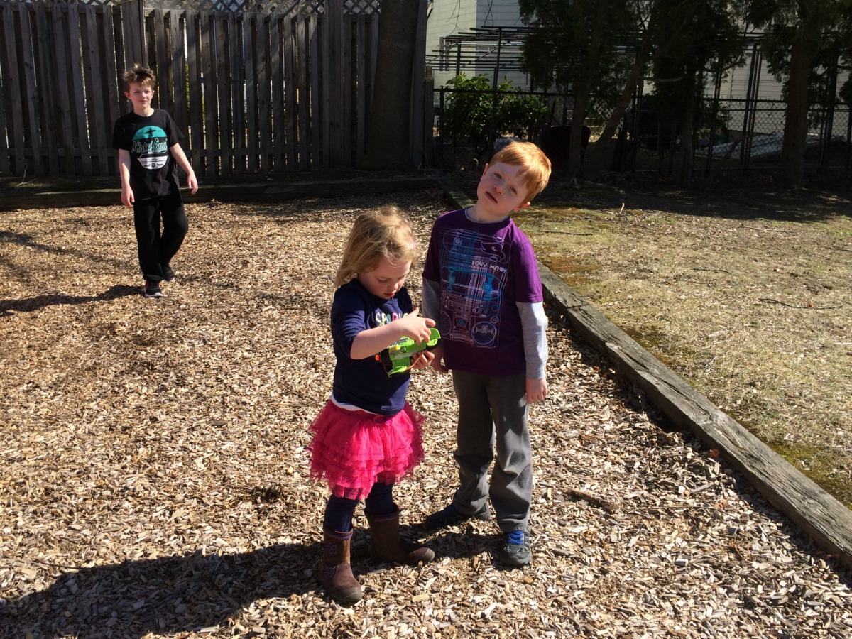 Siblings March 3