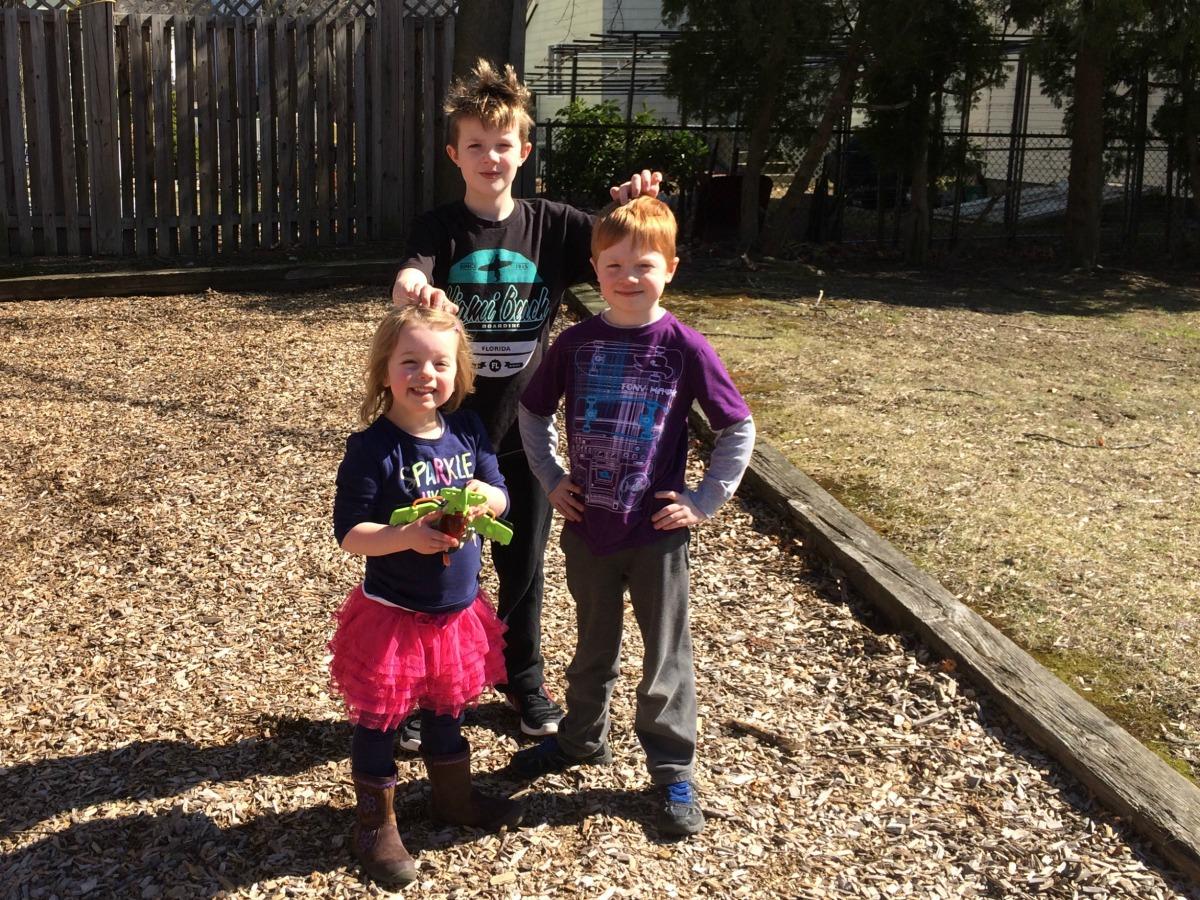 Siblings March 4