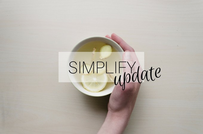 Simplify: Month 4: Update