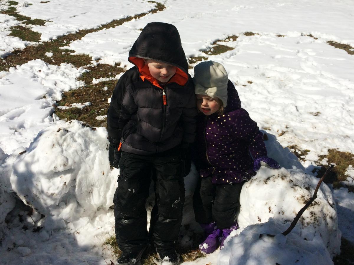 Snow Fort 8