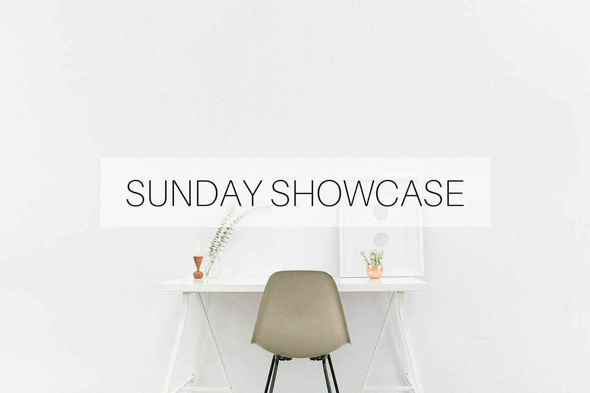 Sunday Showcase - Featured Image