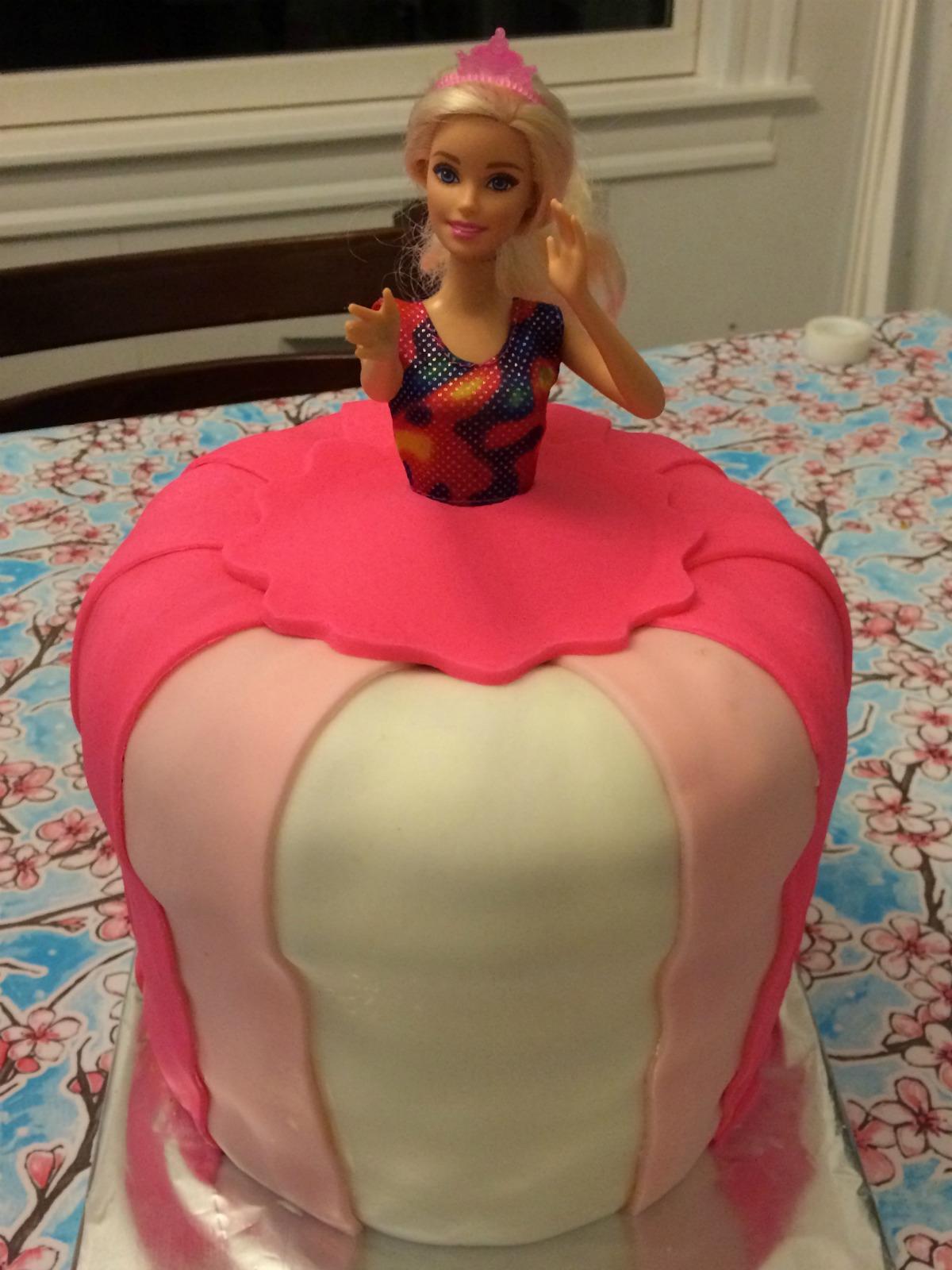 Princess Cake Tutorial 5