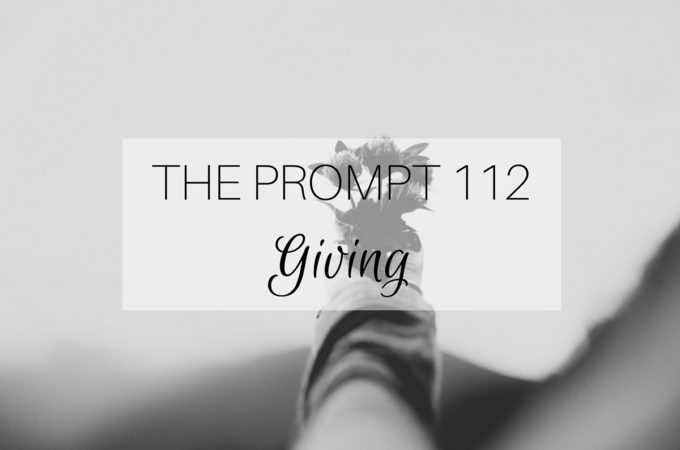 THE PROMPT 112