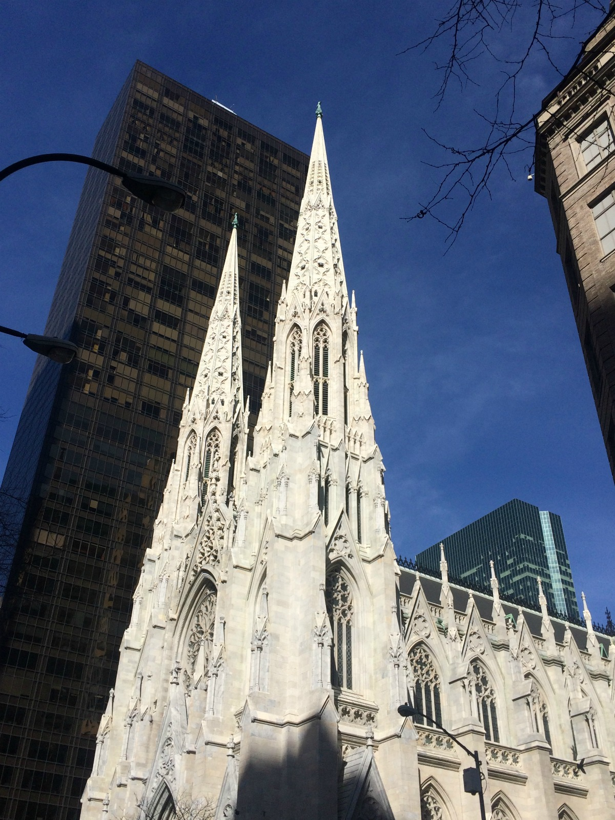 New York 7 - St Patricks Cathedral