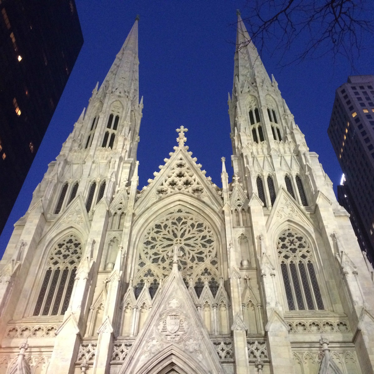 New York 9 - St Patricks Cathedral