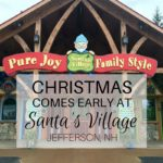 Christmas Comes Early at Santa's Village