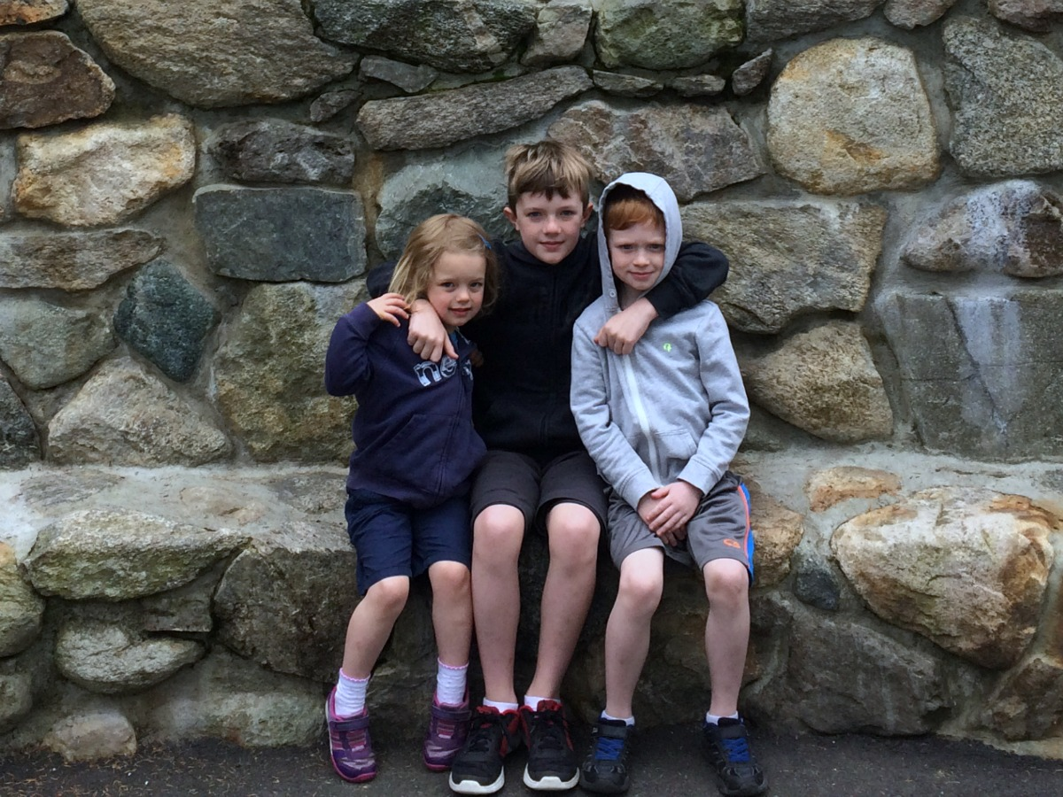 Siblings June 1