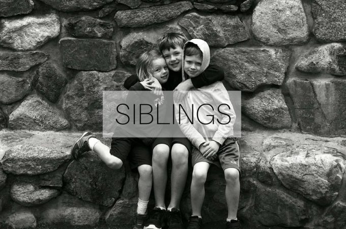 Siblings: June 2016