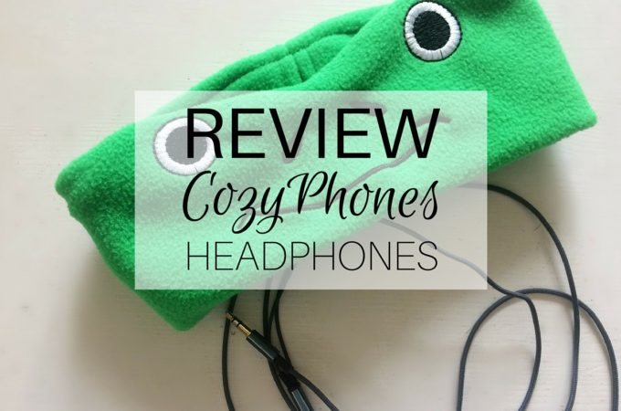 Review: CozyPhones Headphones