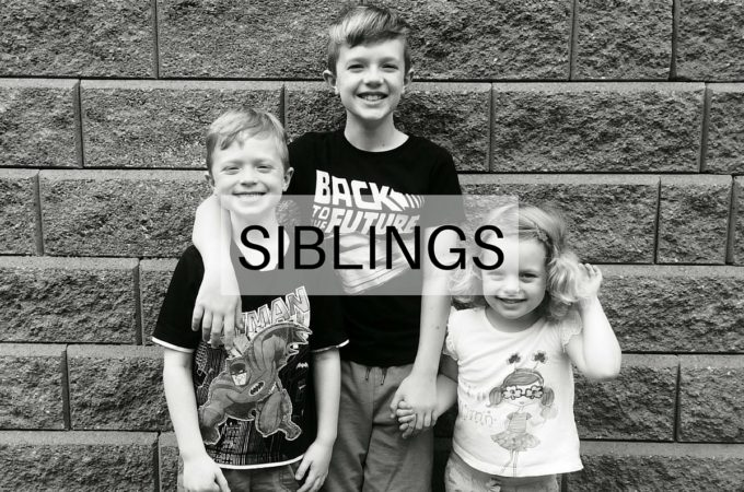 Siblings: July 2016