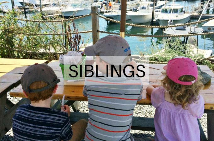 Siblings: Summer 2016