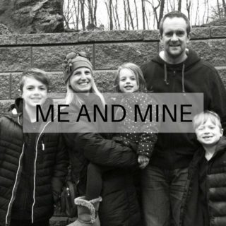 Me and Mine: October and November 2016