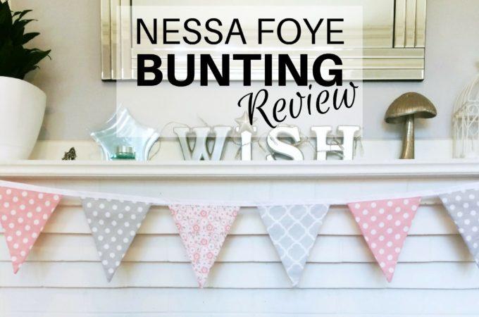 Review: Nessa Foye Bunting