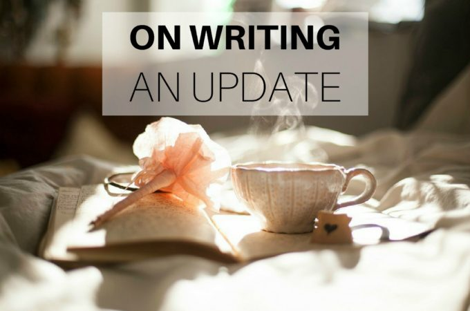 On Writing: an update
