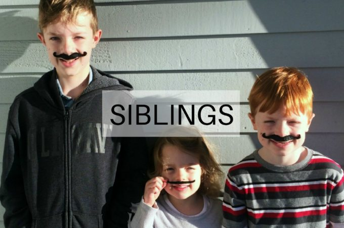 Siblings: November 2016