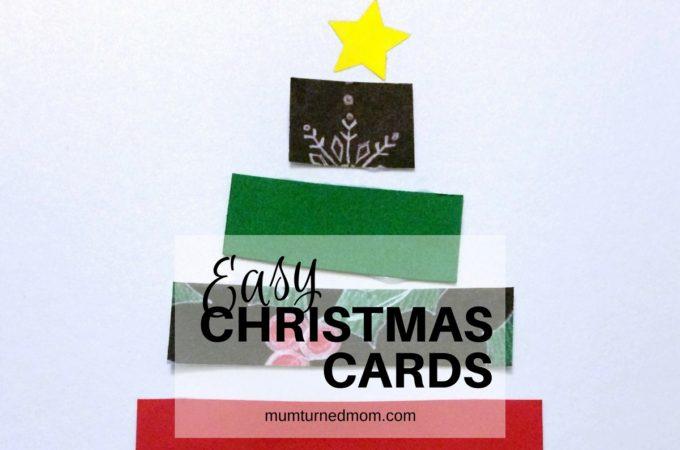 Make: Easy Christmas Card Craft