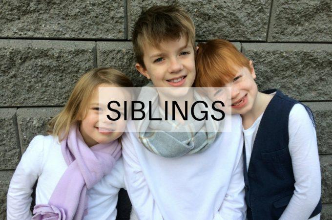 Siblings: December 2016