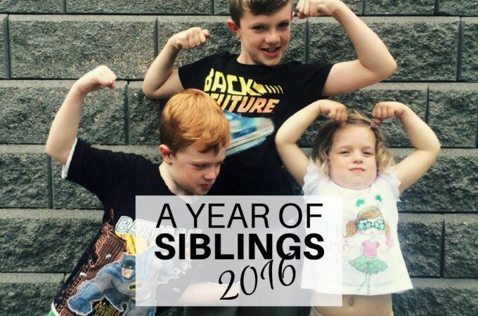 Siblings 2016