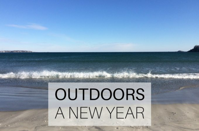 Outdoors: a new year
