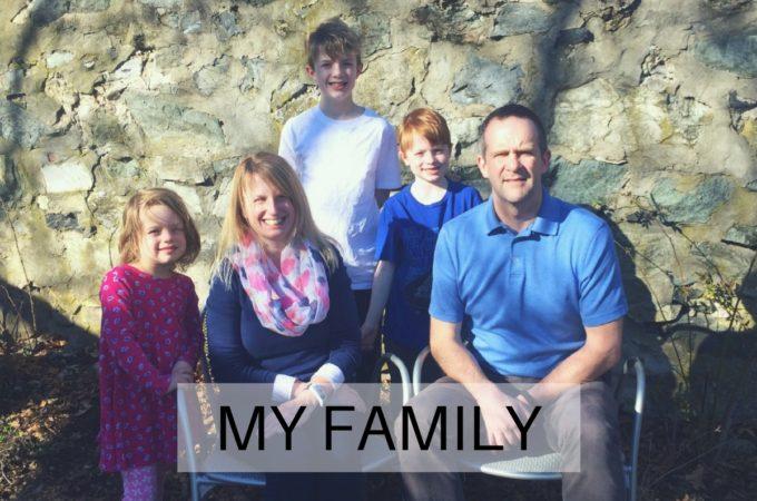 My Family: February 2017