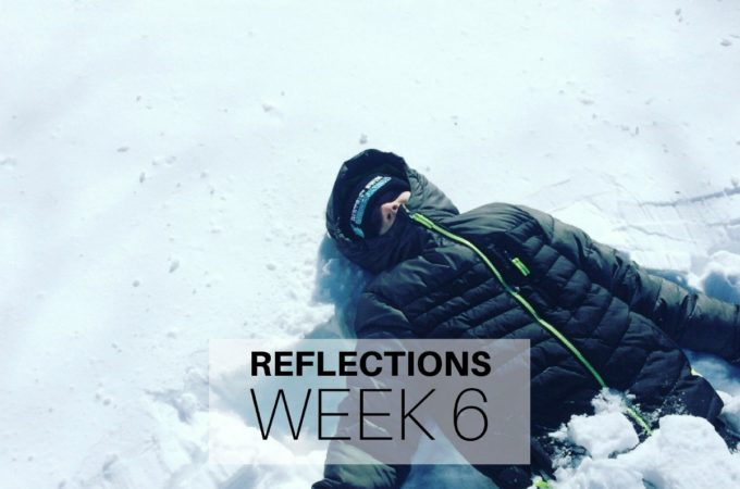 Reflections: Week 6