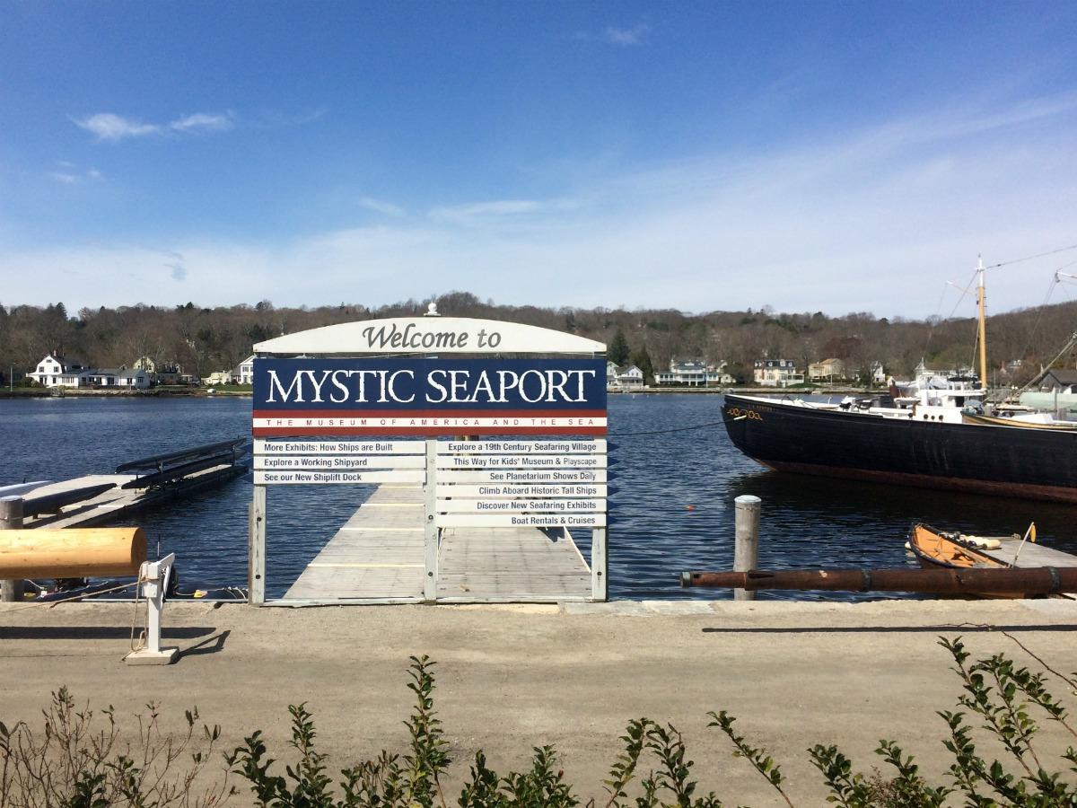 Mystic Seaport 1