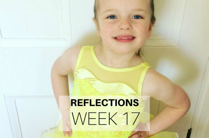 Reflections: Week 17