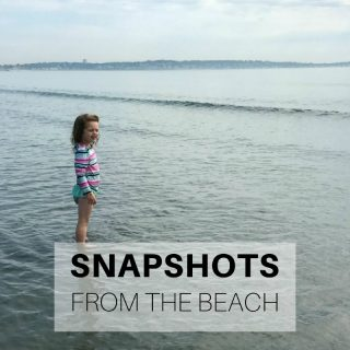 Snapshots from the beach