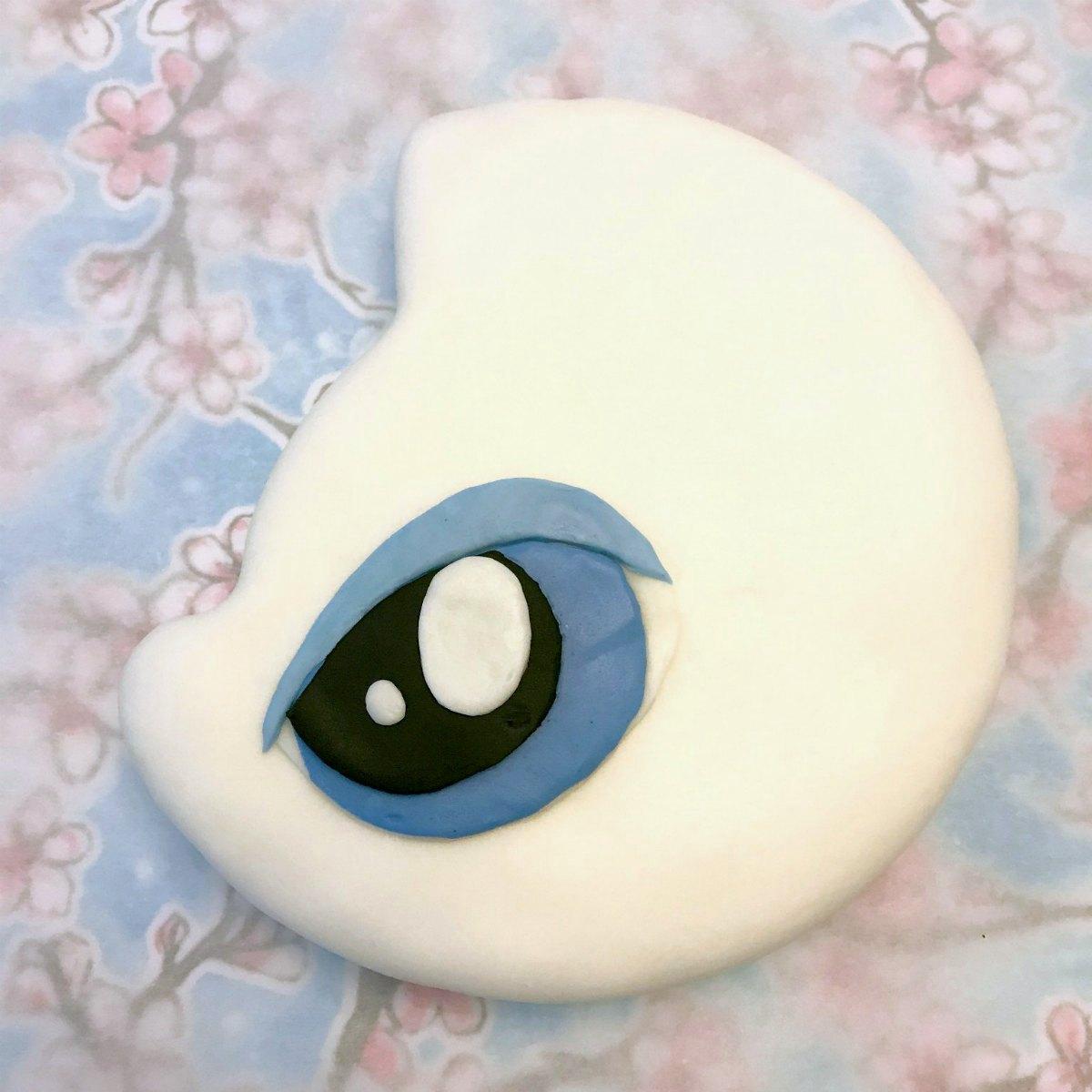 My Little Pony Cake Tutorial 5