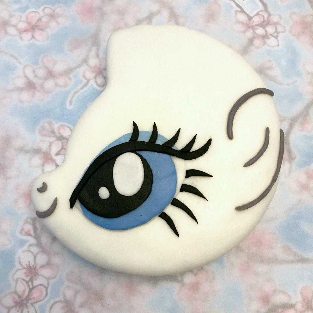 My Little Pony Cake Tutorial 6