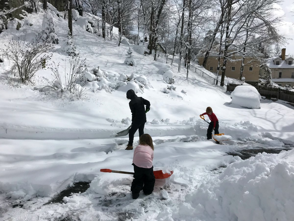 Snapshots of our winter Part 2 - 12