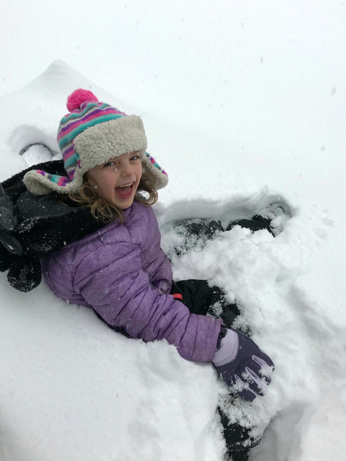 Snapshots of our winter Part 2 - 5