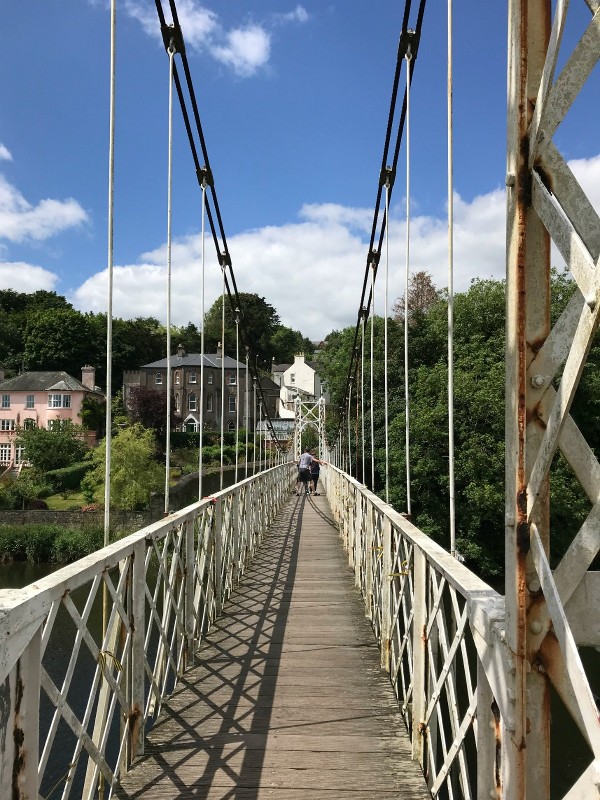 Shaky Bridge Cork 1