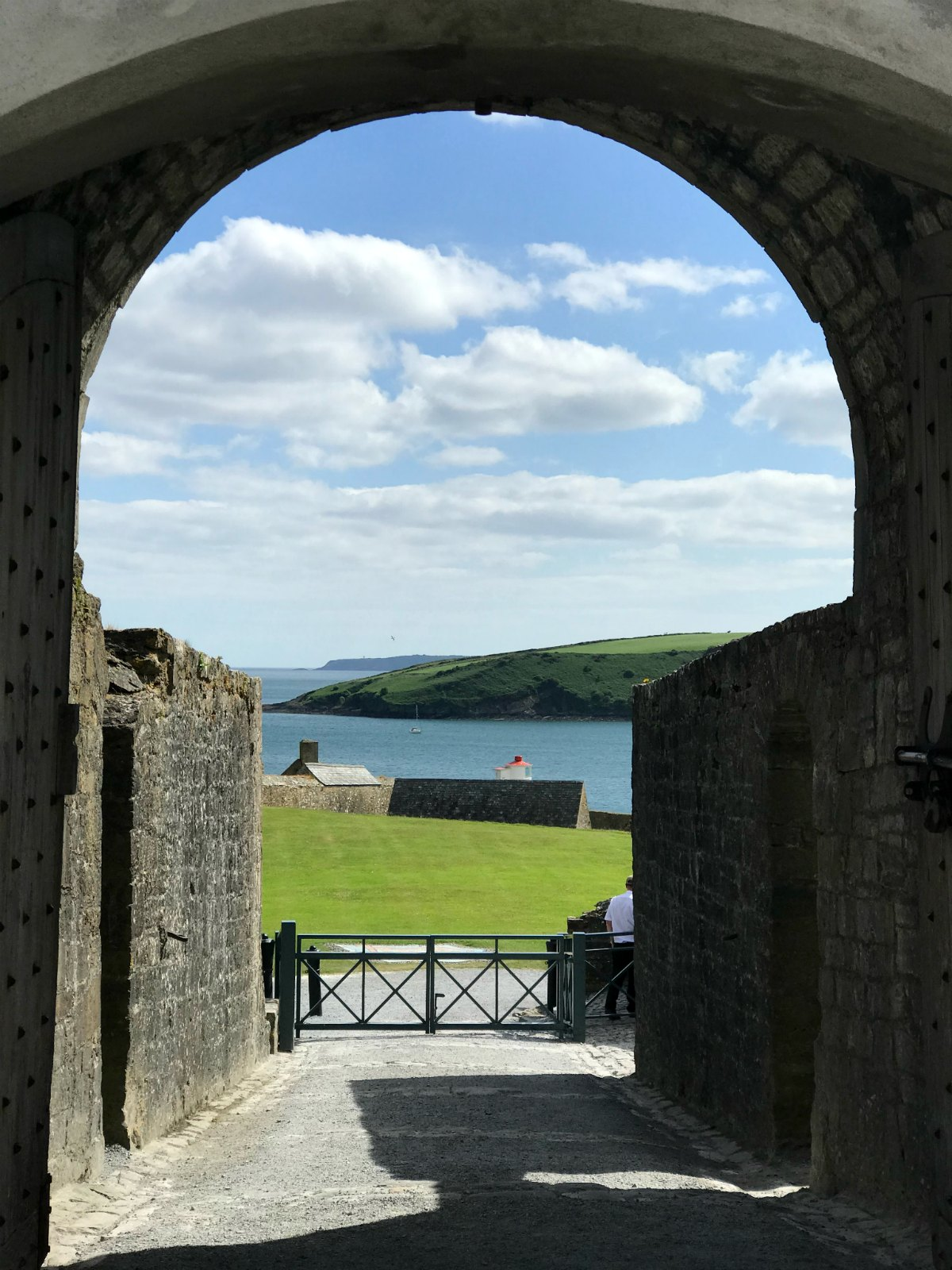 Snapshots from Charles Fort Kinsale 1