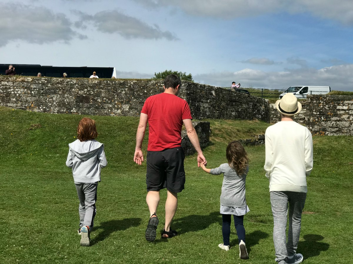 Snapshots from Charles Fort Kinsale 2