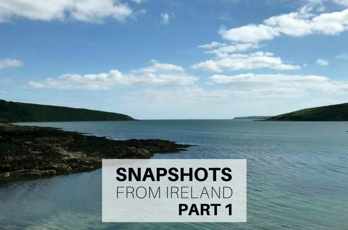 Snapshots from Ireland Part 1