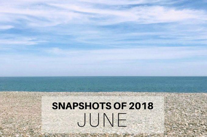 Snapshots of 2018 - June